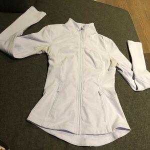 Lululemon Define Jacket in pale lavender